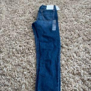 NWT girls gap jeans size 8 slim